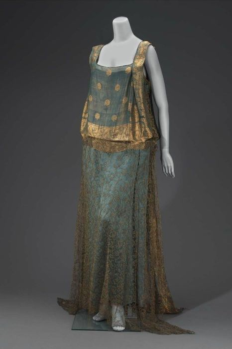 1920s Formal Wear Women 1920s evening