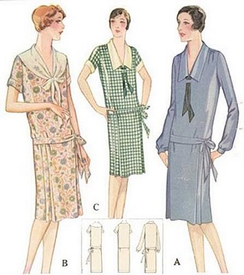 Women'S Evening Dresses Of The 1920s 8