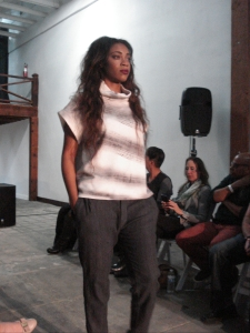 fashion, fashionistas, front row, ISM Mode, Sarine Marie, LAFC, Peroni