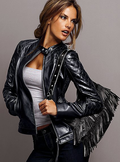 Leather jacket, inspiration