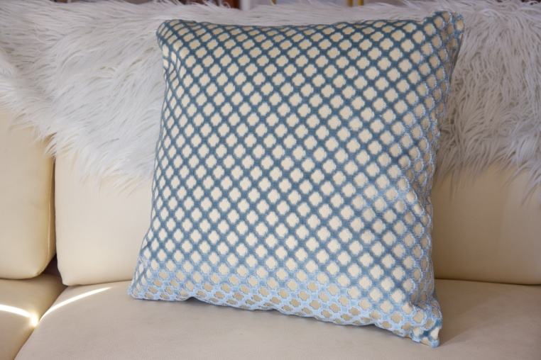 Art Deco, Diamond, pillow